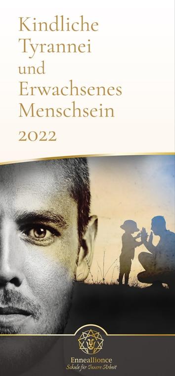 Flyer Mediales Heilen 2021